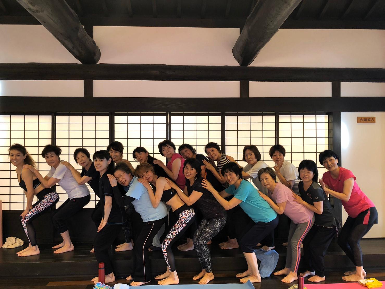 姫路教室でのレッスン風景です。