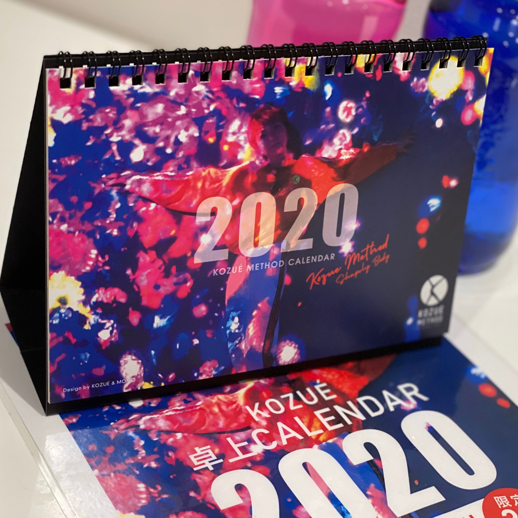 「KOZUE 卓上CALENDAR 2020」の予約のお知らせです。
